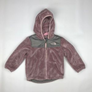 North Face Cozy Full ZIP Jacket 12-18 Months
